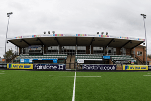 Kingston Park - East Stand