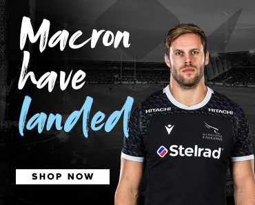 Macron have landed - shop now