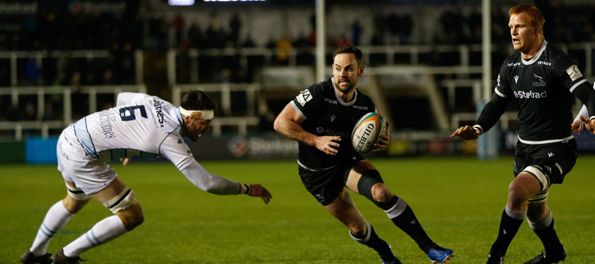 Image result for newcastle falcons bedford blues