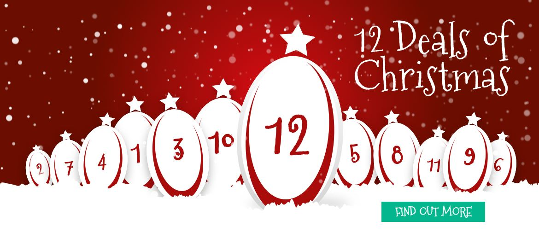 Christmas Deals.Our 12 Deals Of Christmas Newcastle Falcons