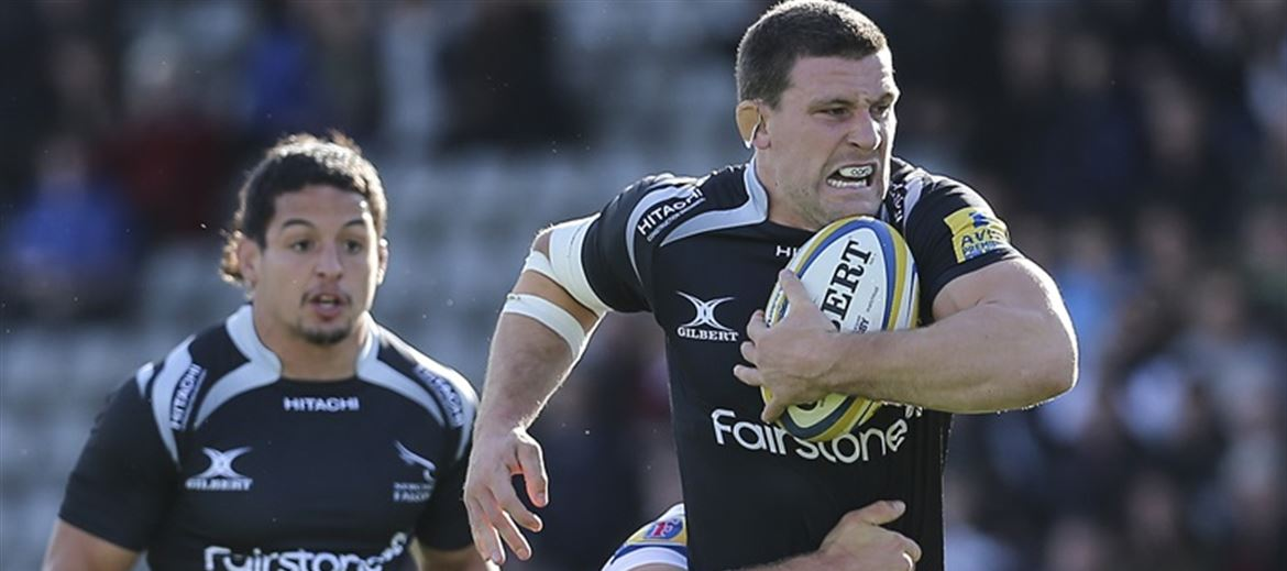 Live Rugby at Tap & Tackle this weekend - Newcastle Falcons