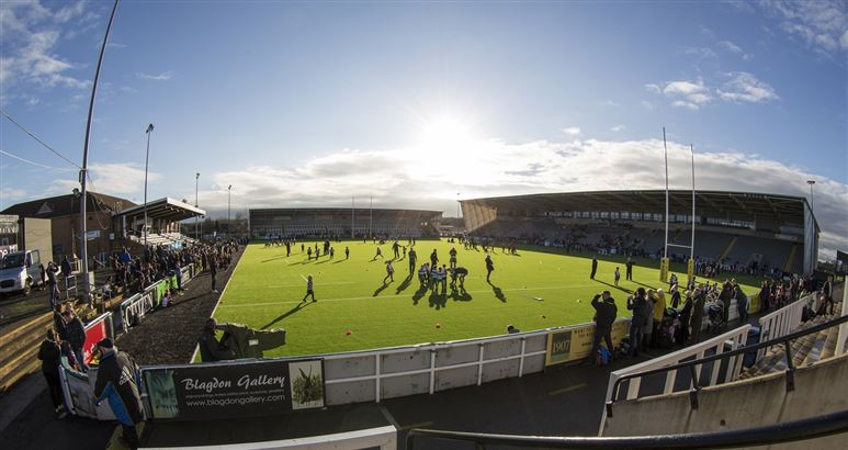 Glasses Frames Kingston Park Newcastle : Newcastle Rugby purchase Kingston Park Stadium from ...