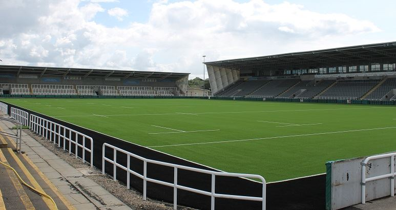Glasses Frames Kingston Park Newcastle : Match Day staff required at Kingston Park Stadium ...